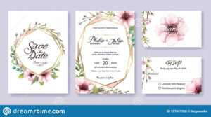 Wedding Invitation, Save The Date, Thank You, Rsvp Card pertaining to Free Printable Wedding Rsvp Card Templates