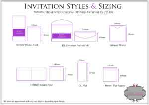 Wedding Invitation Size with Wedding Card Size Template