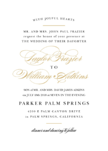 Wedding Invitation Wording Samples throughout Sample Wedding Invitation Cards Templates