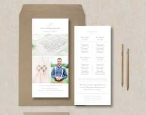 Wedding Newspaper Template – Word Search – Eucalyptus pertaining to Free Rack Card Template Word