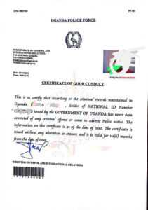 What You Need To Know To Acquire Certificate Of Good Conduct with regard to Good Conduct Certificate Template