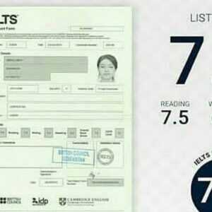 Whatsapp:(+23-7654003579) Buy Ielts Certificate In Malaysia regarding Novelty Birth Certificate Template