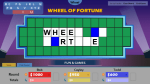 Wheel Of Fortune For Powerpoint – Gamestim for Wheel Of Fortune Powerpoint Template