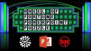 Wheel Of Fortune – Powerpoint Puzzle within Wheel Of Fortune Powerpoint Template