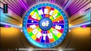 Wheel Of Fortune Powerpoint Version 2016 (Updated) for Wheel Of Fortune Powerpoint Game Show Templates