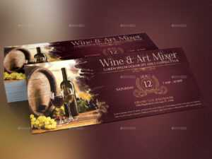 Wine Flyer Template – Tomope.zaribanks.co with Wine Brochure Template