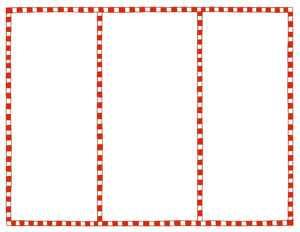 Z Fold Brochure Template Indesign | Template within Z Fold Brochure Template Indesign